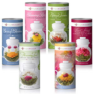 Blooming Tea Canister