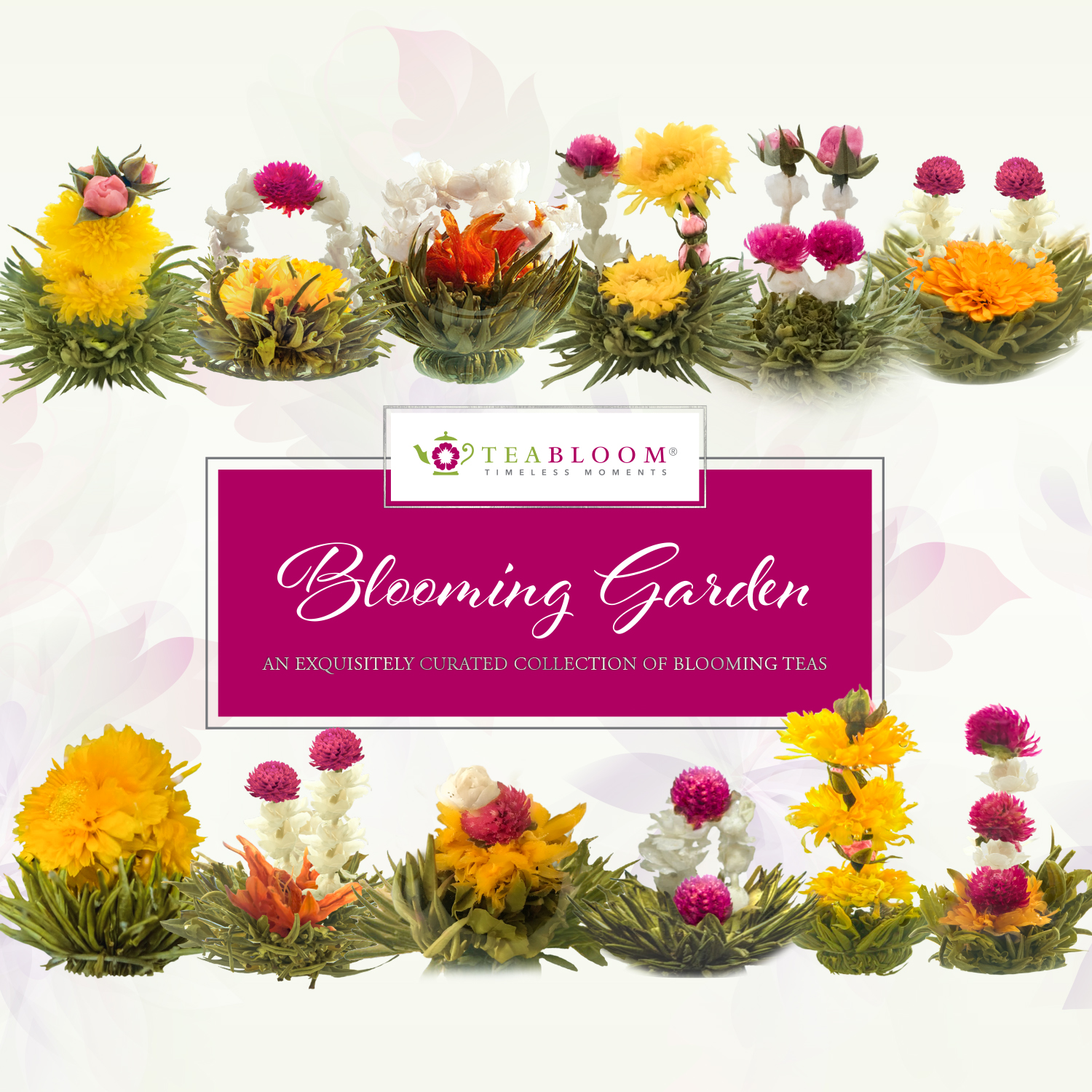 Blooming Tea Gift Box