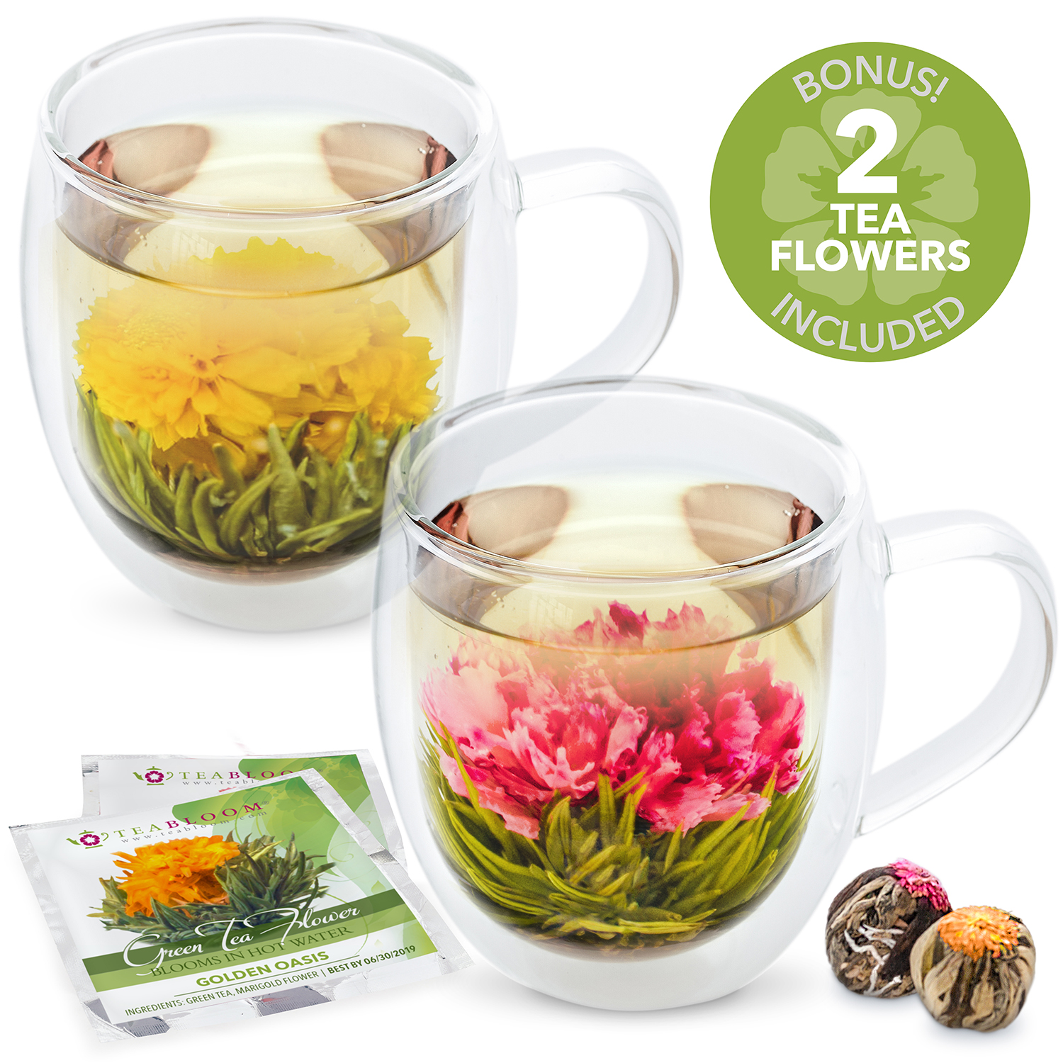 All Blooming Tea