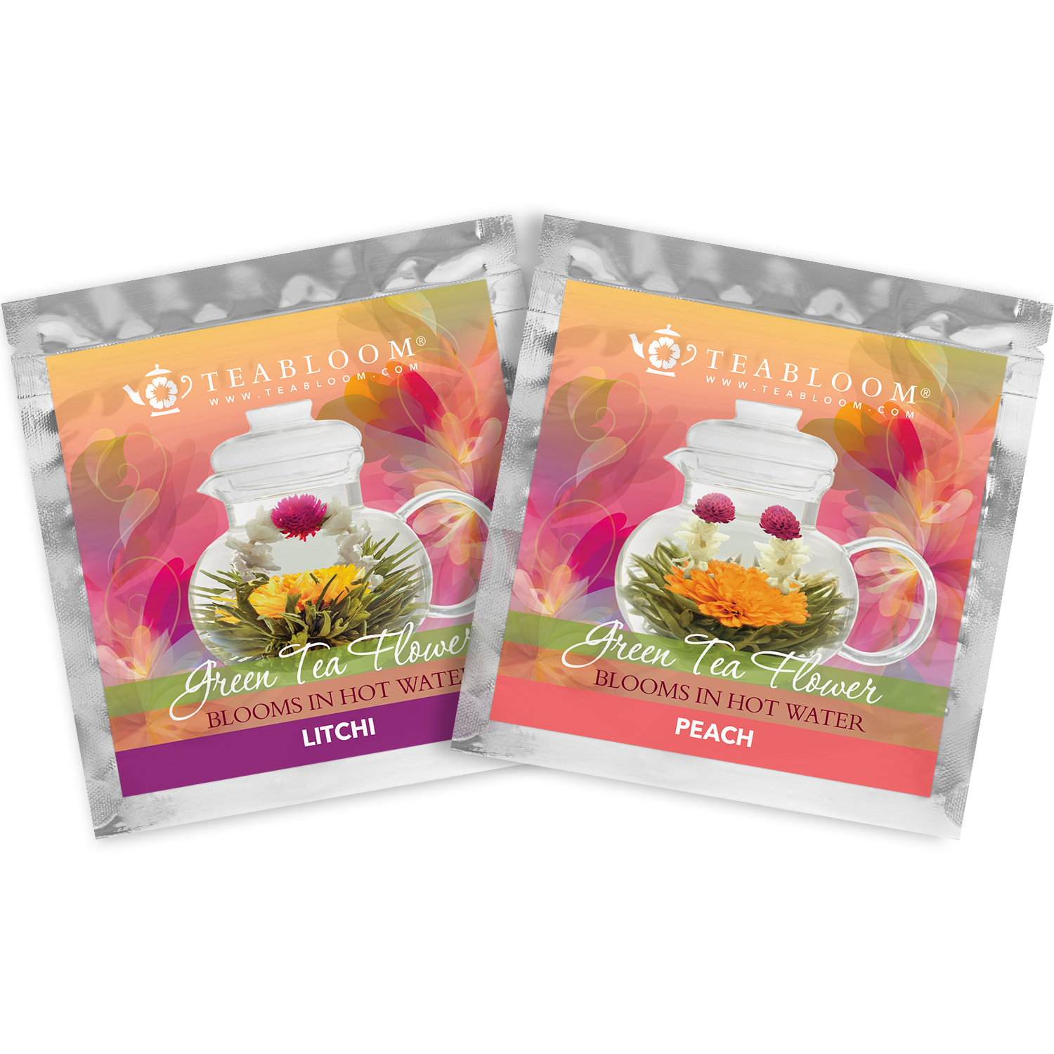 Blooming Tea Duos