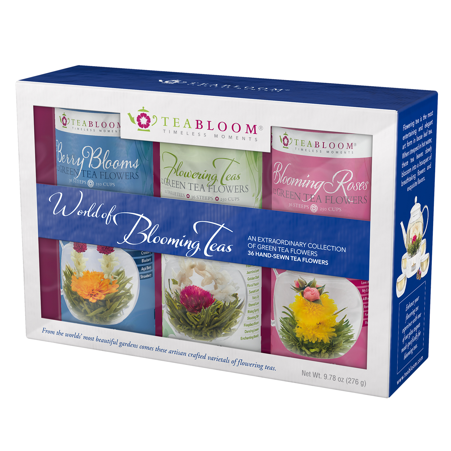 Blooming Tea Event Box