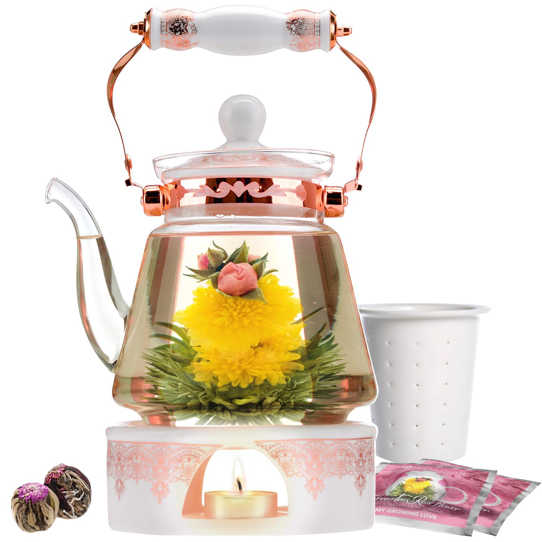 Buckingham Palace Teapot Set - 40 oz / 1200 mL